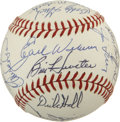 Autographs:Baseballs, 1970 Baltimore Orioles Team Signed Baseball....