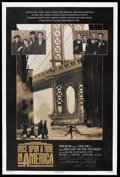 """Movie Posters:Crime, Once Upon a Time in America (Warner Brothers, 1984). One Sheet (27""""X 41"""") Advance. Crime. Starring Robert De Niro, James Wo..."""