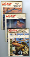 Magazines:Science-Fiction, Galaxy Group (Universal Publishing, 1954-58).... (Total: 26 Items)
