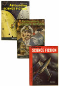 Pulps:Science Fiction, Astounding Stories Group (Street & Smith, 1950-59) Condition:Average VG....