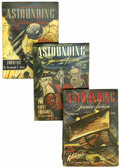 Pulps:Science Fiction, Astounding Stories Group (Street & Smith, 1944-49) Condition:Average VG....