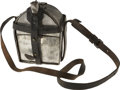 Military & Patriotic:Civil War, Complete Mulligan's Patent Canteen and Mess Kit with Carrying Strap. This inventive canteen also served as a mess kit with t...