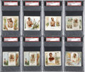 "Baseball Cards:Lots, 1888 N43 Allen & Ginter ""The World's Champions, 2nd Series""Collection (18)...."