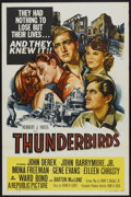 "Movie Posters:War, Thunderbirds (Republic, 1952). One Sheet (27"" X 41""). War...."