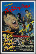 "Movie Posters:Rock and Roll, Let's Spend the Night Together (Embassy, 1983). One Sheet (27"" X 41""). Rock and Roll...."