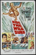"Movie Posters:Sports, Ride the Wild Surf (Columbia, 1964). One Sheet (27"" X 41""). Sports...."