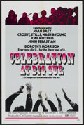 "Movie Posters:Rock and Roll, Celebration at Big Sur (20th Century Fox, 1971). One Sheet (27"" X 41""). Rock and Roll...."