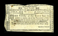 Colonial Notes:New Hampshire, New Hampshire August 24, 1775 L3 Very Fine. Very few pieces in total were printed for this issue, which was authorized for j...