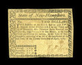 Colonial Notes:New Hampshire, New Hampshire April 29, 1780 $2 Very Fine. Cancelled New Hampshire Guaranteed Notes probably outnumber uncancelled issues by...