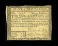 Colonial Notes:New Jersey, New Jersey June 9, 1780 $3 Very Fine. A solid, problem-free example likely to evoke considerable bidder fervor. Cut close on...