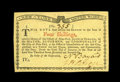 Colonial Notes:New York, New York January 6, 1776 (Water Works) 4s Choice New. A nice WaterWorks note. The original embossing can be seen on this ev...