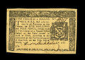 Colonial Notes:New York, New York March 5, 1776 $2/3 Choice About New. A lone corner foldprohibits a full New grade for this attractive issue. The m...
