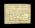 Colonial Notes:North Carolina, North Carolina December, 1768 20s Very Fine. This pleasinglyoriginal piece is solid, save for a few very minor margin nicks...