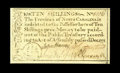 Colonial Notes:North Carolina, North Carolina December, 1771 10s Choice New. The ship vignette isweak on this nicely preserved example. This note has seri...