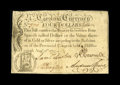 Colonial Notes:North Carolina, North Carolina August 21, 1775 $4 Extremely Fine, Repaired. Thisnote, from one of the most elusive issues of Colonial Curre...