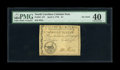 Colonial Notes:North Carolina, North Carolina April 2, 1776 $1 PMG Extremely Fine 40. This is thefirst example of this design that Heritage-CAA has offere...