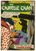 Silver Age (1956-1969):Mystery, The New Adventures of Charlie Chan #5 (DC, 1959) Condition:GD/VG....