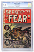 Golden Age (1938-1955):Horror, Haunt of Fear #13 (EC, 1952) CGC GD/VG 3.0 Cream to off-whitepages....