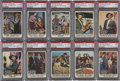 "Non-Sport Cards:General, 1963 Topps ""Beverly Hillbillies"" Complete Set (66). ..."