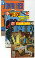 Bronze Age (1970-1979):Western, Jonah Hex Group (DC, 1977-83) Condition: Average FN.... (Total: 25 Comic Books)