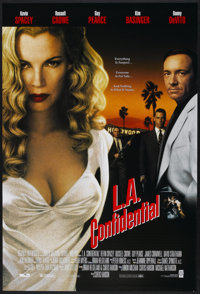 "L.A. Confidential (Warner Brothers, 1997). One Sheet (27"" X 40"") SS. Crime"
