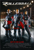 """Movie Posters:Action, Rollerball (MGM, 2002). One Sheet (27"""" X 40"""") DS. Action...."""