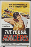 "Movie Posters:Action, The Young Racers (American International, 1963). One Sheet (27"" X 41""). Action...."