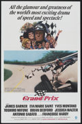 "Movie Posters:Sports, Grand Prix (MGM, 1967). One Sheet (27"" X 41""). Sports...."