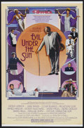 """Movie Posters:Mystery, Evil Under the Sun (Universal, 1982). One Sheet (27"""" X 41"""").Mystery...."""