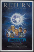 """Movie Posters:Science Fiction, Return of the Jedi (20th Century Fox, R-1985). One Sheet (27"""" X 41""""). Science Fiction...."""