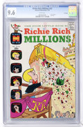 Bronze Age (1970-1979):Cartoon Character, Richie Rich Millions #42 File Copy (Harvey, 1970) CGC NM+ 9.6 Whitepages....