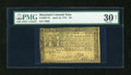 Colonial Notes:Maryland, Maryland April 10, 1774 $8 PMG Very Fine 30 Net....