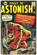 Silver Age (1956-1969):Horror, Tales to Astonish #25 (Marvel, 1961) Condition: FN/VF....