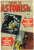 Silver Age (1956-1969):Mystery, Tales to Astonish #26 (Marvel, 1961) Condition: FN/VF....