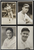 Baseball Collectibles:Photos, 1930's-40's George Burke Photographs Lot of 247....