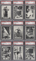 "Non-Sport Cards:General, 1966 Topps ""Superman"" Complete Set (66) Plus Wrapper...."