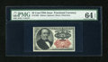 Fractional Currency:Fifth Issue, Fr. 1309 25c Fifth Issue PMG Choice Uncirculated 64 EPQ....