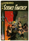 Golden Age (1938-1955):Science Fiction, Weird Science-Fantasy #29 (EC, 1955) Condition: Apparent VG/FN....