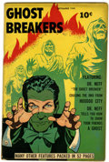 Golden Age (1938-1955):Horror, Ghost Breakers #1 (Street & Smith, 1948) Condition: VG+....
