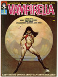 Magazines:Horror, Vampirella #1 (Warren, 1969) Condition: FN+....