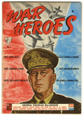 Golden Age (1938-1955):War, War Heroes #1 (Dell, 1942) Condition: FN+....