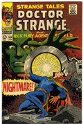 Silver Age (1956-1969):Horror, Strange Tales #164 (Marvel, 1968) Condition: NM-....