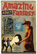Silver Age (1956-1969):Mystery, Amazing Adult Fantasy #10 (Marvel, 1962) Condition: FN/VF....