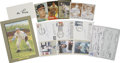 Autographs:Others, Vintage Baseball Stars Signatures Lot of 31.... (Total: 31 items)