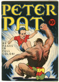 Golden Age (1938-1955):Miscellaneous, Single Series #8 Peter Pat (United Features Syndicate, 1939) Condition: FN+....