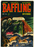 Golden Age (1938-1955):Horror, Baffling Mysteries #10 (Ace, 1952) Condition: FN-....