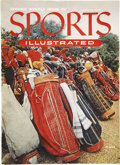 Golf Collectibles:Books/Magazines, Sports Illustrated Second Issue....