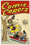 Golden Age (1938-1955):Funny Animal, Comic Capers #3 (Red Circle/Marvel, 1945) Condition: FN/VF....