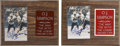 Football Collectibles:Balls, O.J. Simpson Signed Photographs Lot of 2.... (Total: 2 items)