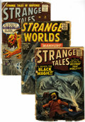 Silver Age (1956-1969):Miscellaneous, Atlas/Marvel Comics Group (Marvel, 1946-73) Condition: PR....(Total: 6 Comic Books)